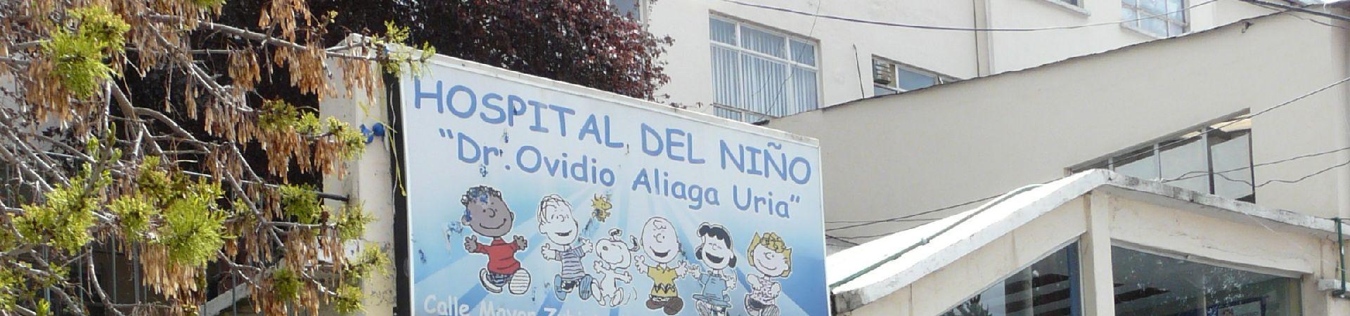 Milchprojekt im Hospital del Nino in La Paz