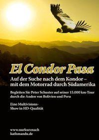 El Condor Pasa - auf der Suche nach dem Andenkondor
